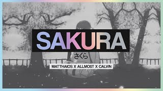 Download lagu Matthaios - Sakura (Official Lyric Video) ft. ALLMO$T & Calvin De Leon