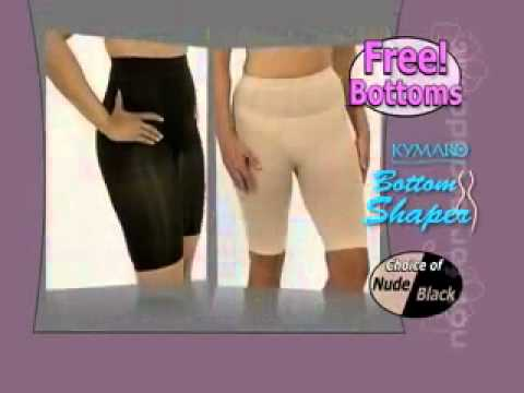a9e7de727c2a7 Kymaro Body Shaper Commercial - As Seen On TV - YouTube