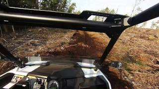 Demo dag Monsen Maskin og Polaris RZR 1000