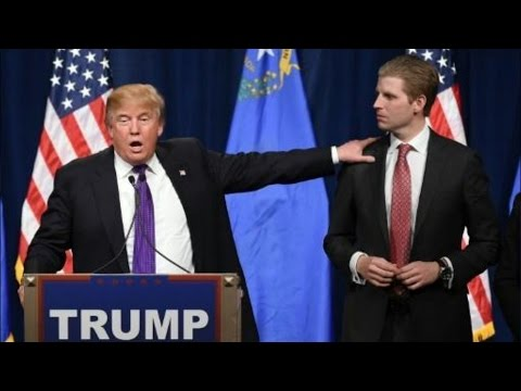 Suspicious 'Threat' Letter Sent To Trump's Son