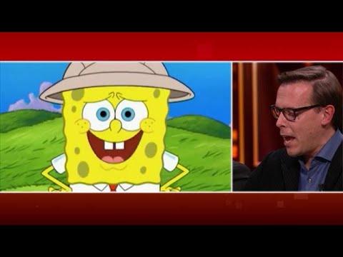 SpongeBob SquarePants: 'Niet kwallenvissen als je Late Night kijkt'  - RTL LATE NIGHT MET TWAN HUYS