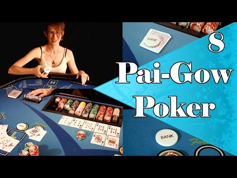 How to Play as Banker on Pai-Gow Poker