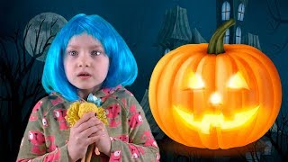 Halloween Songs For Kids | Happy Halloween by Skoriki