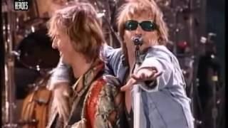 Bon Jovi live Giant  Stadium  Full concert and Hq