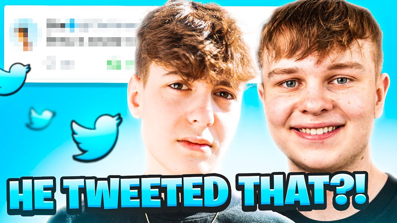 NRG Fortnite Reacts to Their Worst Tweets...