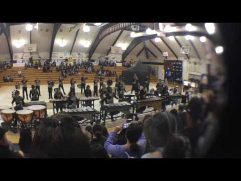 The crooked man Laguna Creek Winter Purcussion 2017 Elk Grove HS