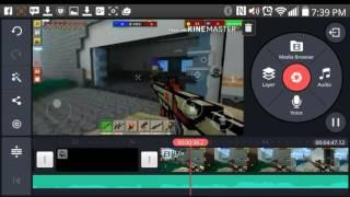 How I edit my Videos on KineMaster!