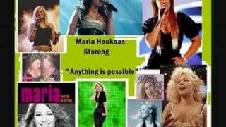 Watch Maria Haukaas Storeng Anything Is Possible video