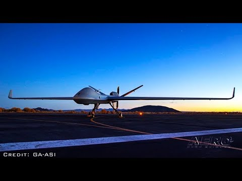 Airborne-Unmanned 06.26.18: MQ-9B v Lightning!, LiquidPiston Diesel, Syracuse UAVs