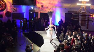 Fashion Show at The Crucible with Designer : Annamarta