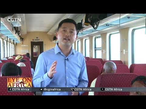 Ethiopians learn how to manage Chinese-built railway