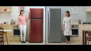 LG Frost Free Refrigerators - Feature Video: Energy Efficient Cooling