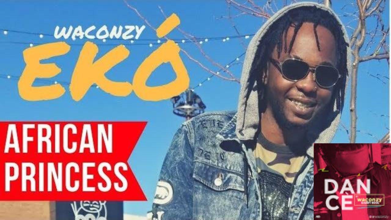 eko by waconzy (official audio) | lagos | naija highlife | nigerian music |  african song | love song
