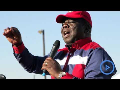 Zimbabwe's opposition leader Morgan Tsvangirai laid to rest