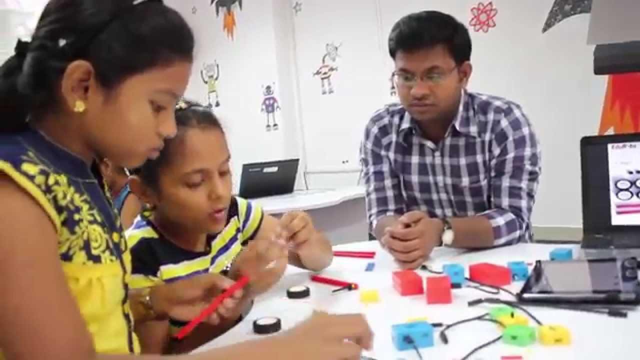 Robotic Workshop For Kids August 2014 Youtube
