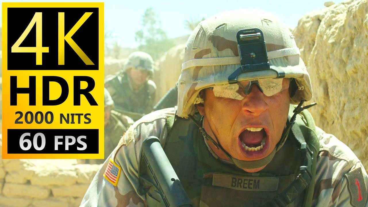 Download 4K HDR 60FPS: Vin Diesel's Sacrifice (Billy Lynn's Long Halftime Walk)