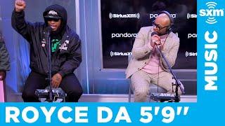 Royce Da 5'9'' ft. Kid Vishis - Thou Shall [LIVE @ SiriusXM]