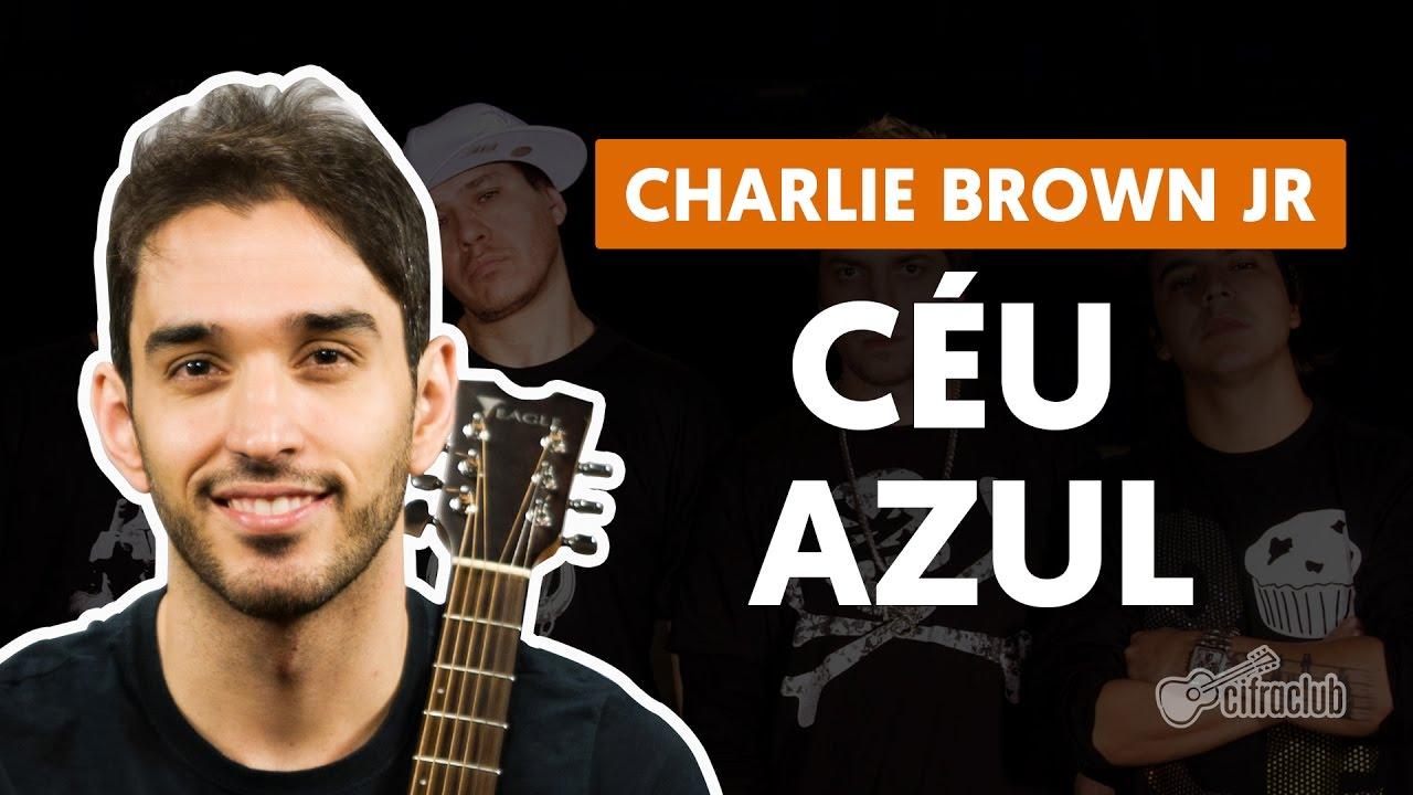 CÉU AZUL - Charlie Brown Jr.  (aula simplificada) | Como tocar no violão