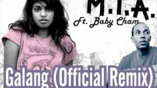 Mia Ft Baby Cham - Galang (DanceHall Official Remix)