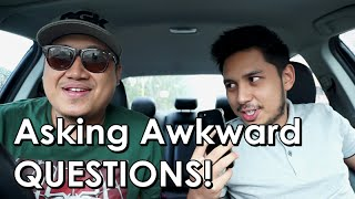 ASKING AWKWARD QUESTIONS! #WeAreBrothers