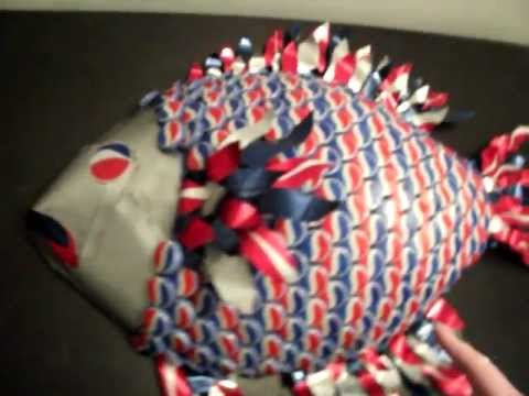 Pepsi Bottle Cap Fish Youtube