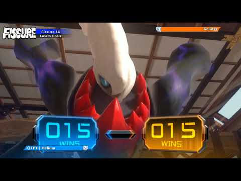 Losers Finals - Fissure 14:  FPT | Helium v AG | Gelid