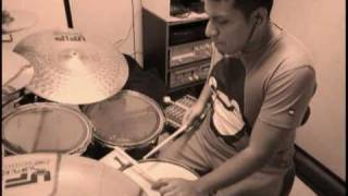 """""""HOLD MY HAND"""" - Michael Jackson feat. Akon 2010 Drum Cover by Guido B."""