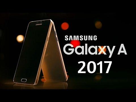 Samsung Galaxy A 2017 - Official Trailer