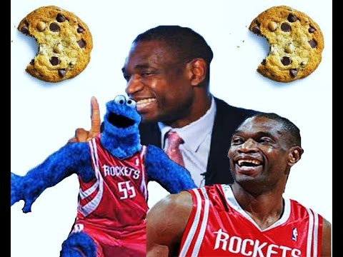 Dikembe mutombo cookie monster