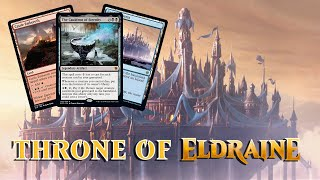 Daily Throne of Eldraine Spoilers — September 17, 2019   The Cauldron of Eternity, Castles!