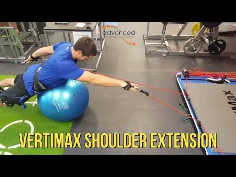 VERTIMAX SHOULDER EXTENSION