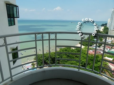 Grand Ocean Duplex Penthouse 6 Sea View Balconies Penang Ray