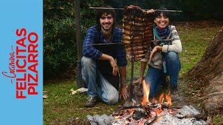 Costillar al asador (BBQ Rack) | Feli & Locos x el Asado