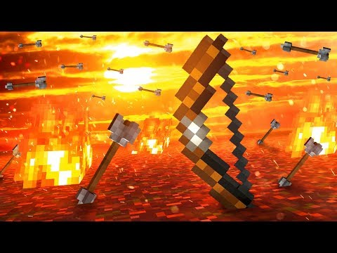 Everything You Need To Know About BOWS & ARROWS In Minecraft!