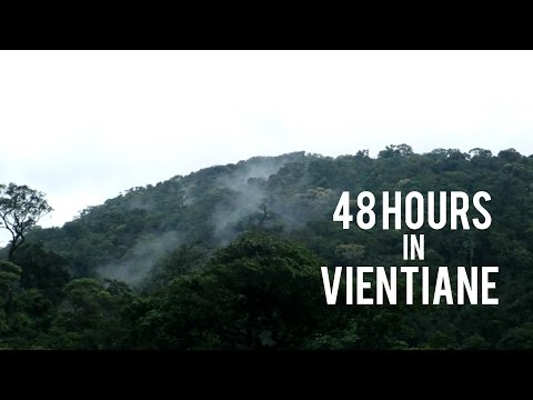 Arriving in Laos: 48 Hours in Vientiane