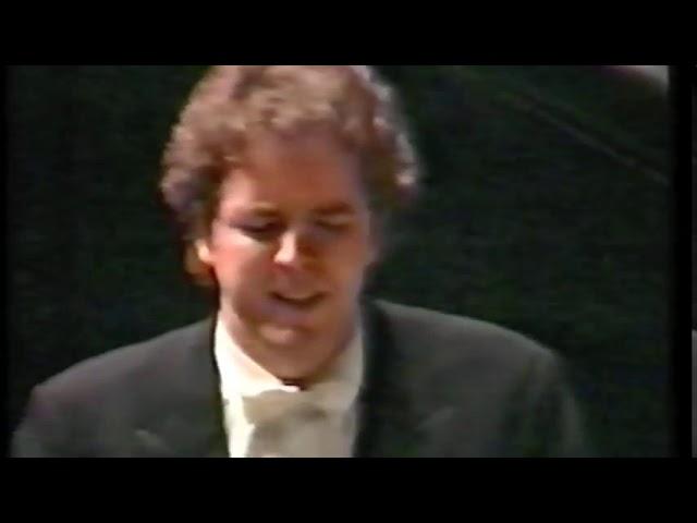 Johan Schmidt - 3ème Concerto extraits - Rachmaninov