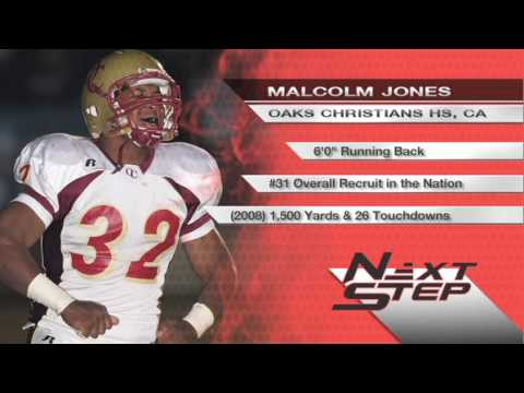 Next Step on MaxPreps.com w/ Malcolm Jones