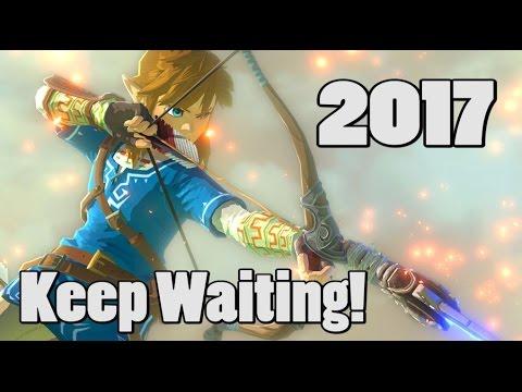 Zelda U Probably Not Releasing Before 2017?!