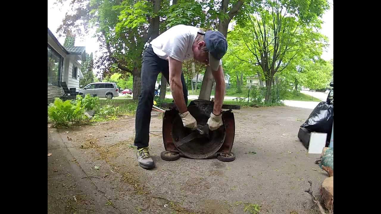 Yard Waste Chipper