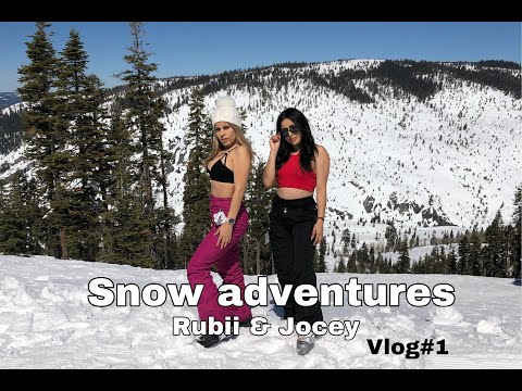 Snowboarding Trip! Vlog #1