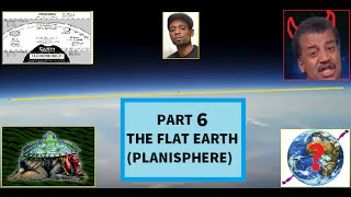 Planisphere Series PT. 6 - The Underworld, Sheol, Cosmic Egg & Inner Earth