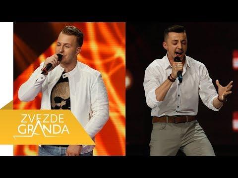 Ahmed Orahovcic i Enes Hodzic - Splet pesama - (live) - ZG 5 krug 17/18 - 03.06.18. EM 37