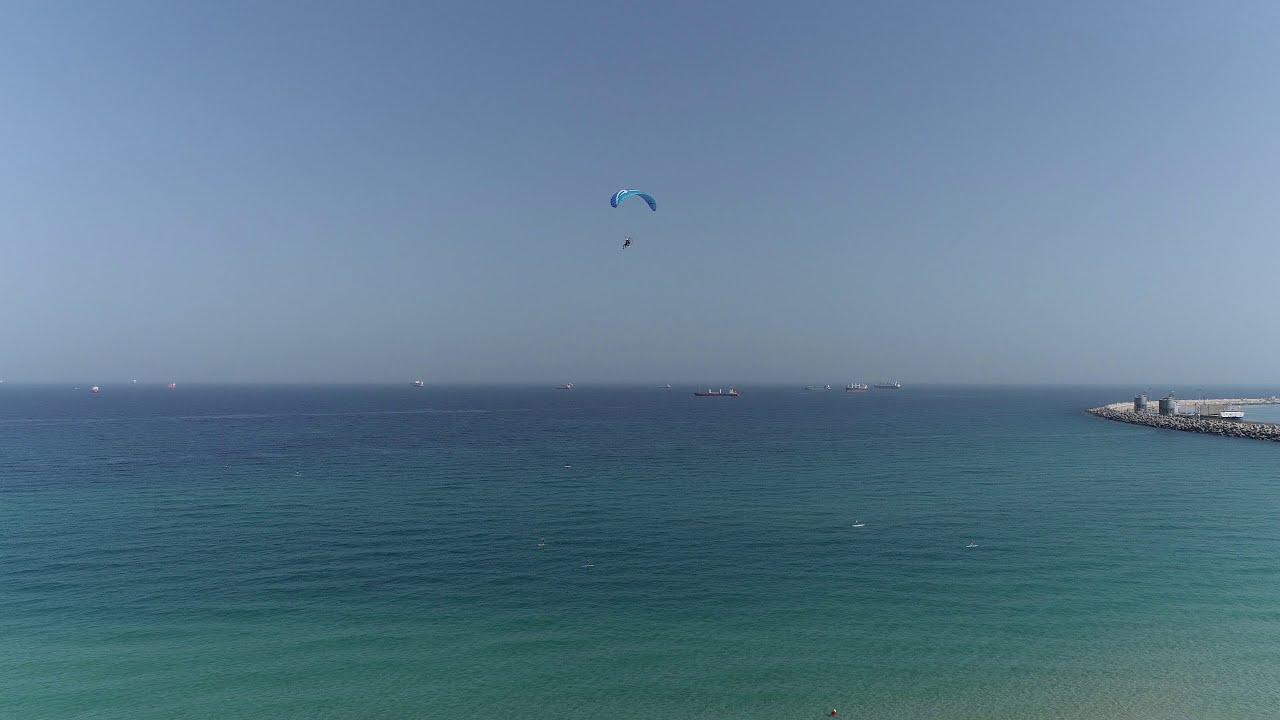 חופי אשדוד- רחפן DJI phantom 4 pro фото