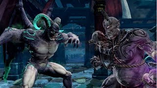 Killer Instinct Season 3: Eyedol Vs. Gargos