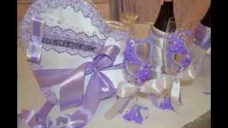 Свадебная флористика и декор  от  дизайн-студии