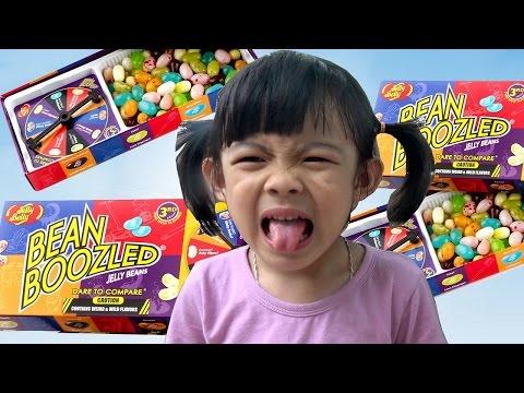 Trò Chơi Ăn Kẹo Thối - Eating Bean Boozled Challenge ❤ AnAn ToysReview TV ❤