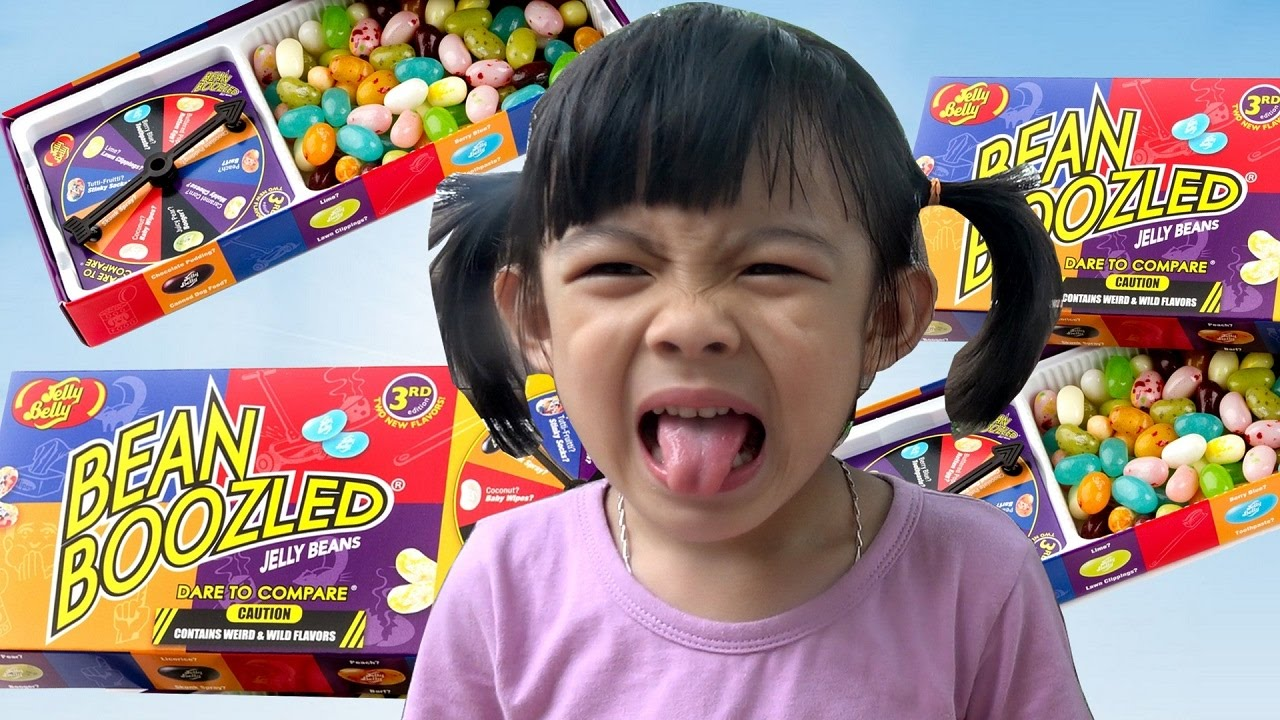 Trò Chơi Ăn Kẹo Thối – Eating Bean Boozled Game ❤ AnAn ToysReview TV ❤
