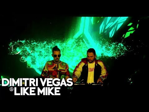 [Drops Only] Dimitri Vegas & Like Mike | 538 DJ Hotel 2018