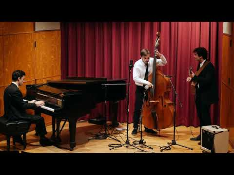 A Tribute To Nat King Cole Trio - Jumpin' At Capitol