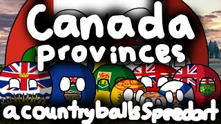 Quebec Is Of Stubborn Polandball